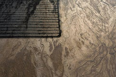 Kacper Kowalski, Toxic Beauty #24, abstract aerial landscape photograph, 2011