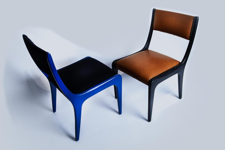 Kafka Dining Chair, Design by Toad Gallery In New Condition For Sale In London, GB