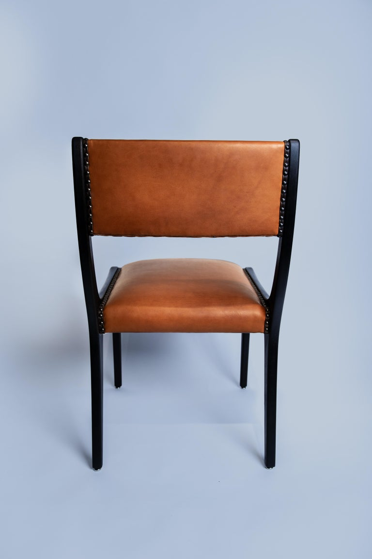 Contemporary Kafka Dining Chair, Design by Toad Gallery For Sale