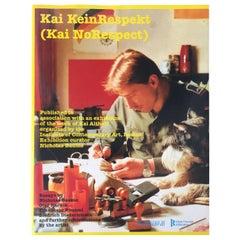 Kai Kein Respekt 'Kai no Respect' by Kai Althoff