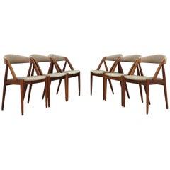 Kai Kristianesn Chairs Vintage, 1960-1970