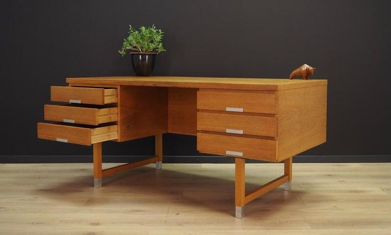 Kai Kristianesn Writing Desk Vintage, 1960-1970 For Sale 7