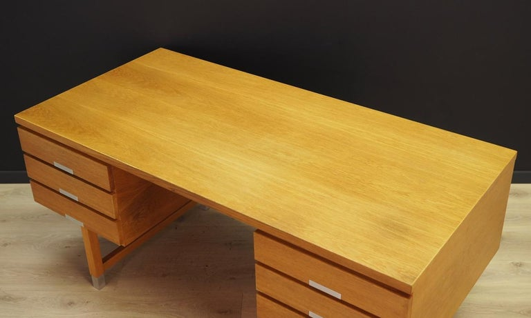 Veneer Kai Kristianesn Writing Desk Vintage, 1960-1970 For Sale