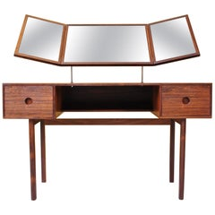 Danish Rosewood Vanity, Kai Kristiansen Aksel Kjersgaard