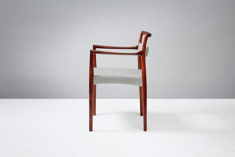 Scandinavian Modern Kai Kristiansen Vintage Armchair For Sale