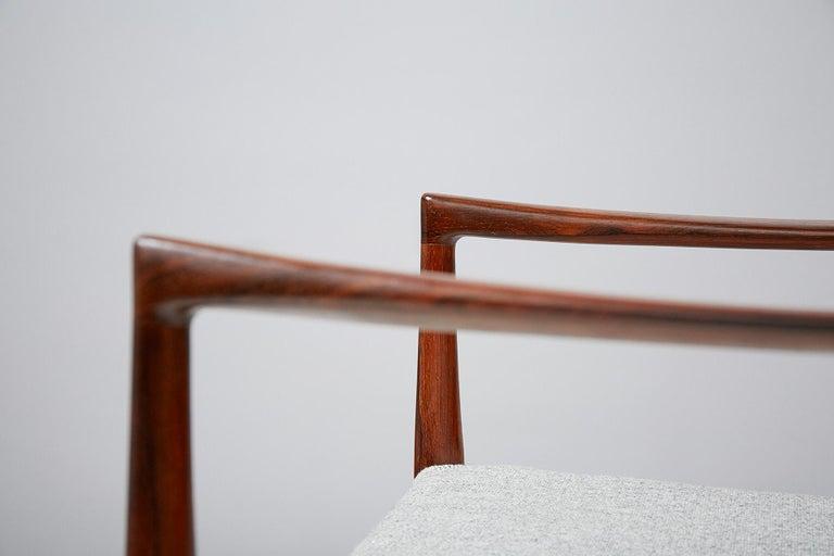 Danish Kai Kristiansen Vintage Armchair For Sale