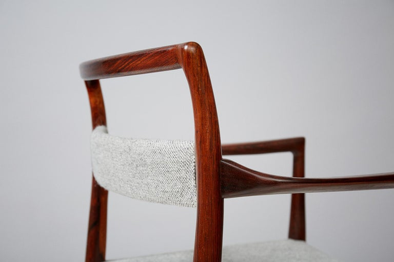 Kai Kristiansen Vintage Armchair In Excellent Condition For Sale In London, GB