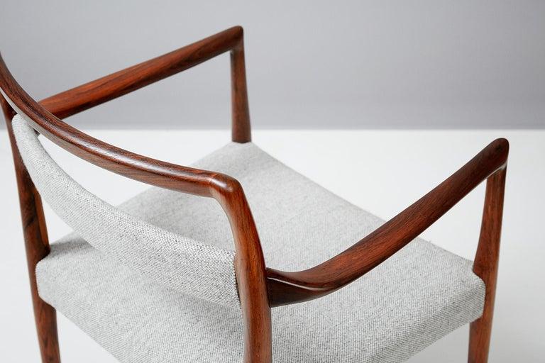 Mid-20th Century Kai Kristiansen Vintage Armchair For Sale