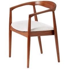 Kai Kristiansen Boucle Troja Armchair, c1960