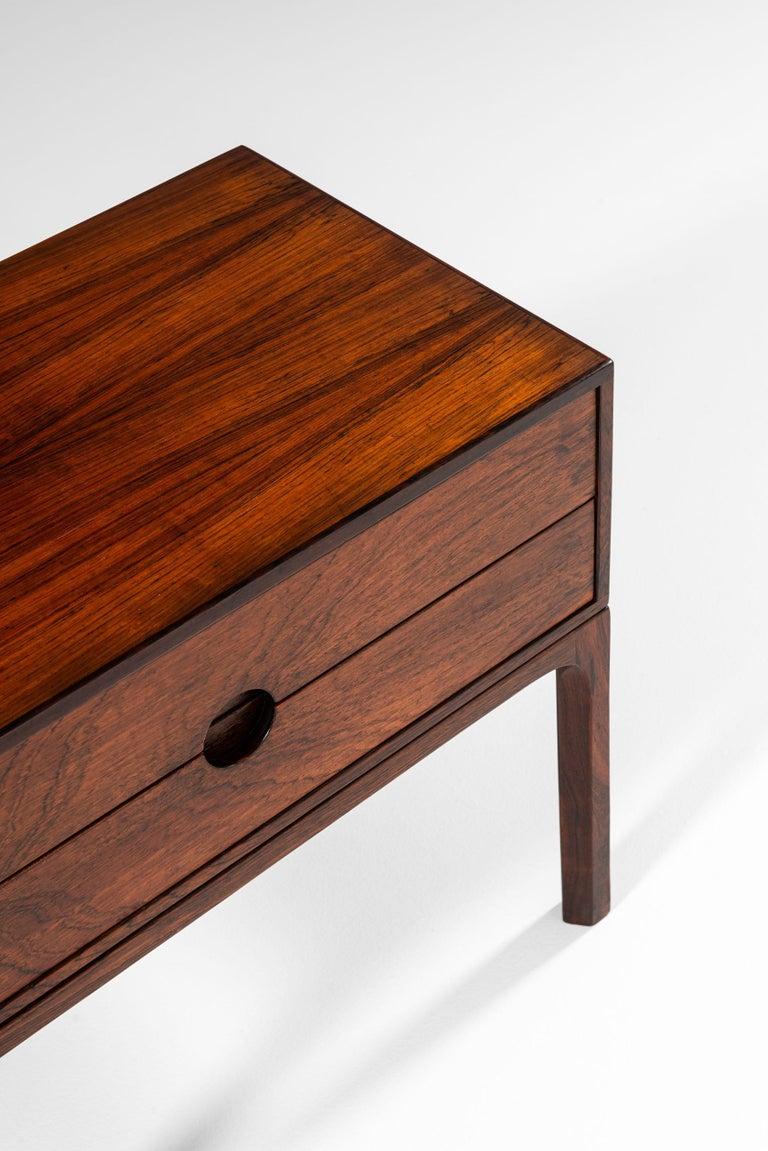 Scandinavian Modern Kai Kristiansen Bureau / Side Table Model 384 by Aksel Kjersgaard in Denmark For Sale