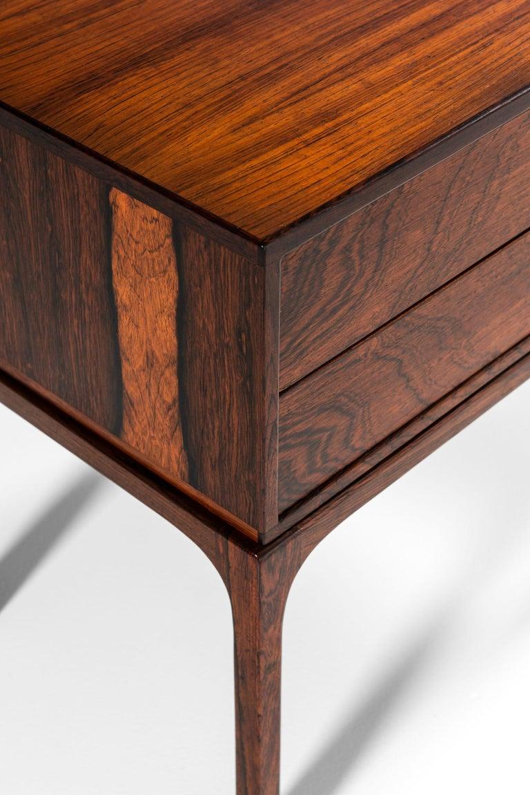 Danish Kai Kristiansen Bureau / Side Table Model 384 by Aksel Kjersgaard in Denmark For Sale