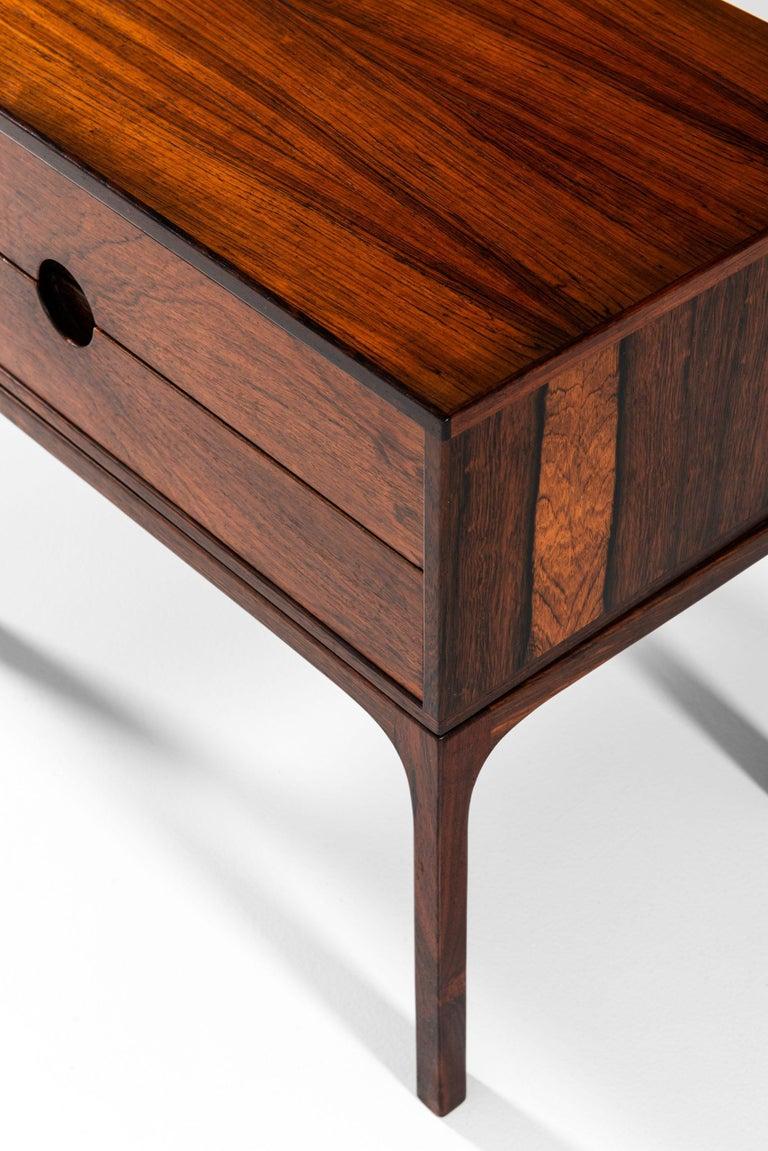 Kai Kristiansen Bureau / Side Table Model 384 by Aksel Kjersgaard in Denmark In Good Condition For Sale In Malmo, SE