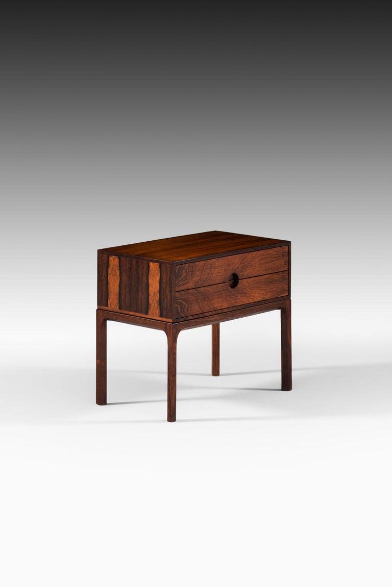 Mid-20th Century Kai Kristiansen Bureau / Side Table Model 384 by Aksel Kjersgaard in Denmark For Sale