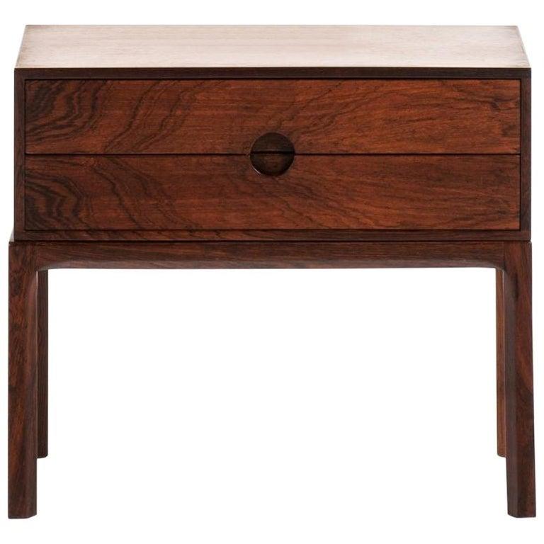 Kai Kristiansen Bureau / Side Table Model 384 by Aksel Kjersgaard in Denmark For Sale