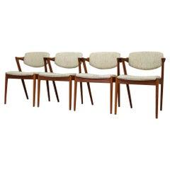 Kai Kristiansen Stühle Vintage Klassisch