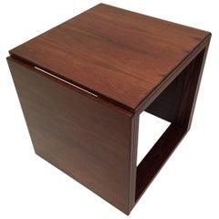Kai Kristiansen 'Cube' Nest of Three Tables for Vildbjerg