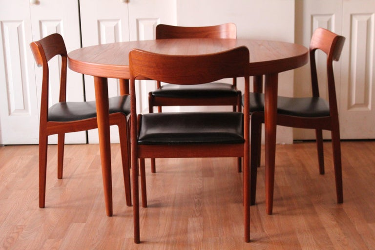 Kai Kristiansen ladies and gentleman! A complete dining room set that  includes  A dining 230cec9855