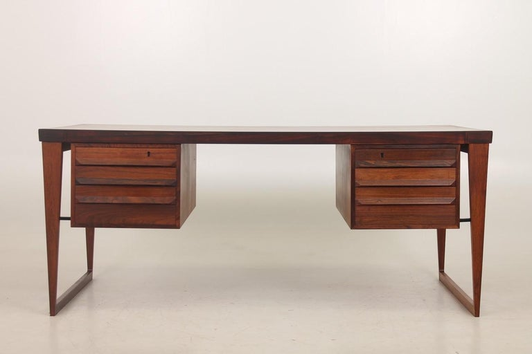 Mid-20th Century Kai Kristiansen Desk from the 1960´s For Sale
