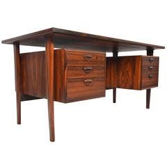 Kai Kristiansen FM 60 Executive Desk in Rosewood