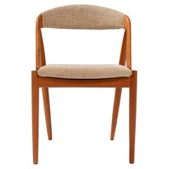 Kai Kristiansen for Schou Andersen Model 31 Dining Chair