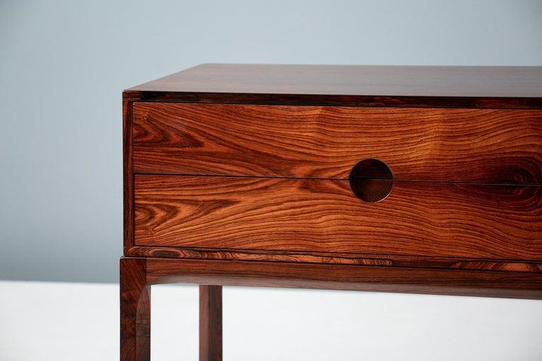 Danish Kai Kristiansen Model 384 Rosewood Chest, 1960s For Sale