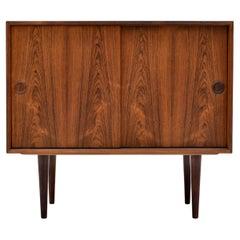 Kai Kristiansen Model 41 Brazilian Rosewood Cabinet for Feldballes Mobelfabrik
