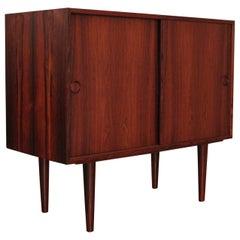 Kai Kristiansen Model 41 Rosewood Cabinet for Feldballes Mobelfabrik