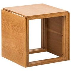 Kai Kristiansen Nesting Table Model 33 by Vildbjerg Møbelfabrik in Denmark