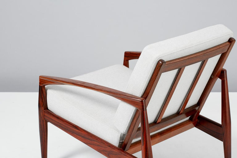 Kai Kristiansen Paper Knife Lounge Chairs In Excellent Condition For Sale In London, GB
