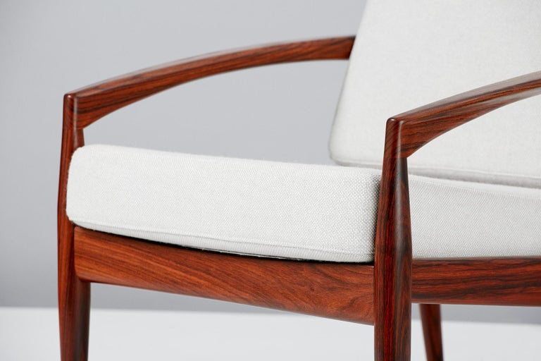 Kai Kristiansen Paper Knife Lounge Chairs For Sale 1
