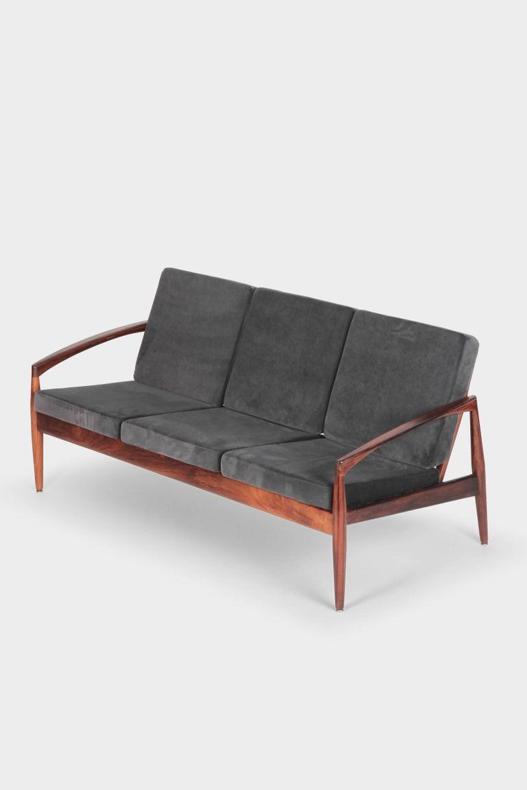 Swell Kai Kristiansen Paper Knife Sofa Model 121 Magnus Olesen Spiritservingveterans Wood Chair Design Ideas Spiritservingveteransorg