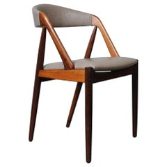 Kai Kristiansen Rosewood Model 31 Chairs, 5 Available