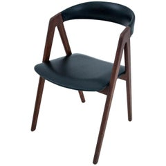 Kai Kristiansen's teak chair, Denmark, 1960s