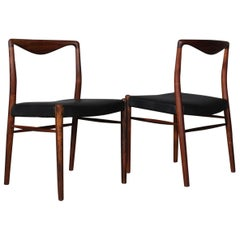Kai Lyngfeldt Larsen Side Chairs