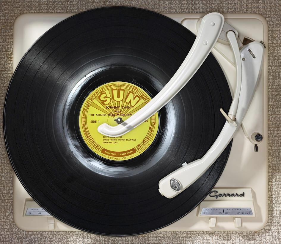 Johnny Cash – The Songs That Made Him Famous – Garrard 209