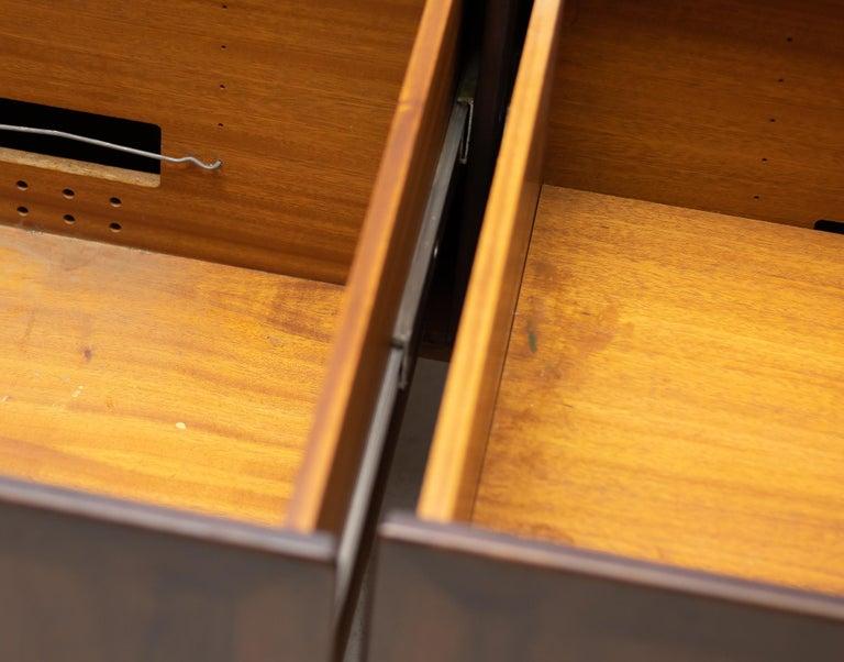 Danish Kai Windning Rosewood Sideboard For Sale