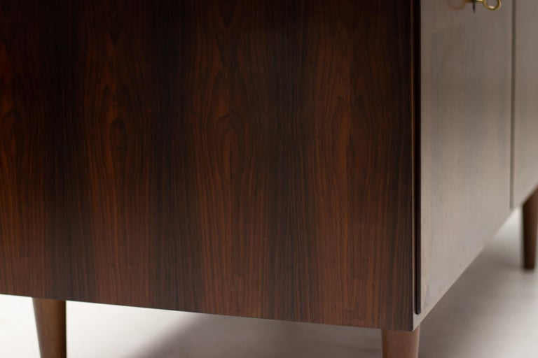 Mid-20th Century Kai Windning Rosewood Sideboard For Sale