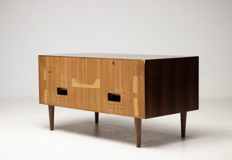 Kai Windning Rosewood Sideboard For Sale 1