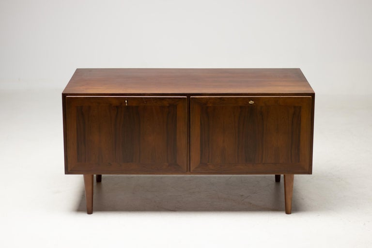 Kai Windning Rosewood Sideboard For Sale 2