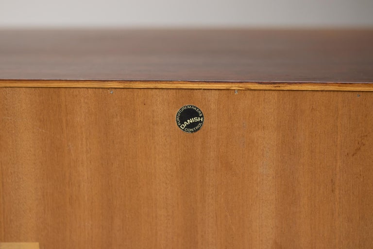 Kai Windning Rosewood Sideboard For Sale 3