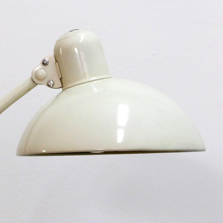 Kaiser Desk Lamps by Christian Dell In Excellent Condition For Sale In Los Angeles, CA