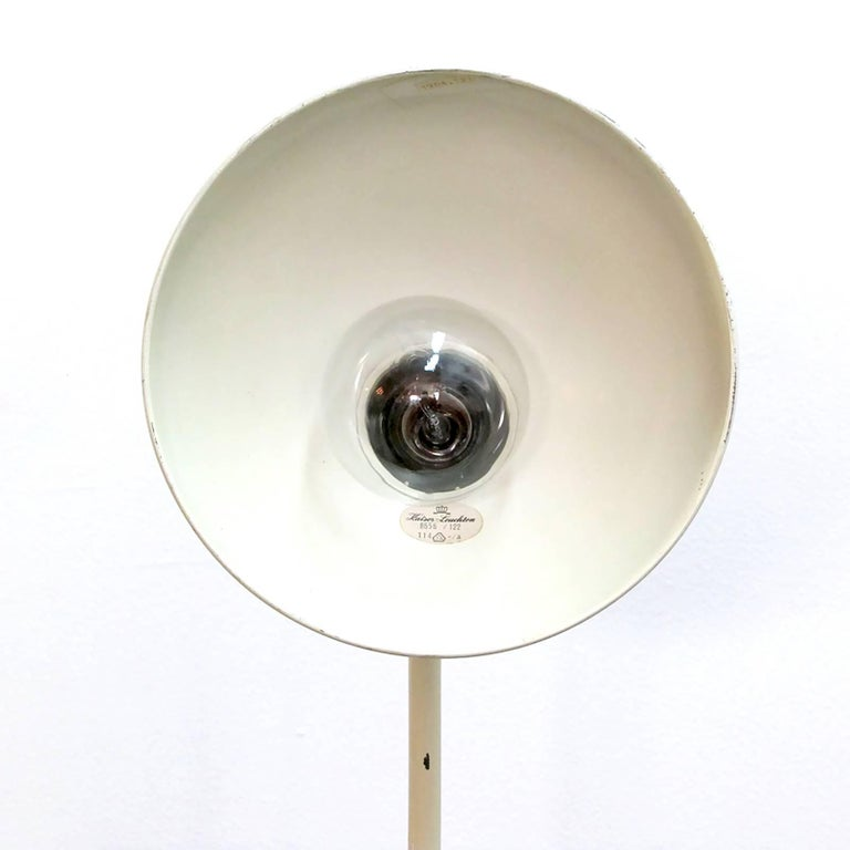 Mid-20th Century Kaiser Desk Lamps by Christian Dell For Sale