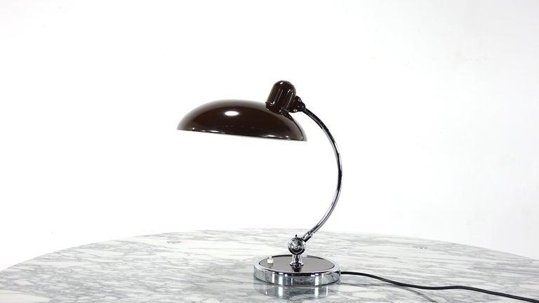 Kaiser Idell by Christian Dell Model 6631 President Desk Lamp Bauhaus 3