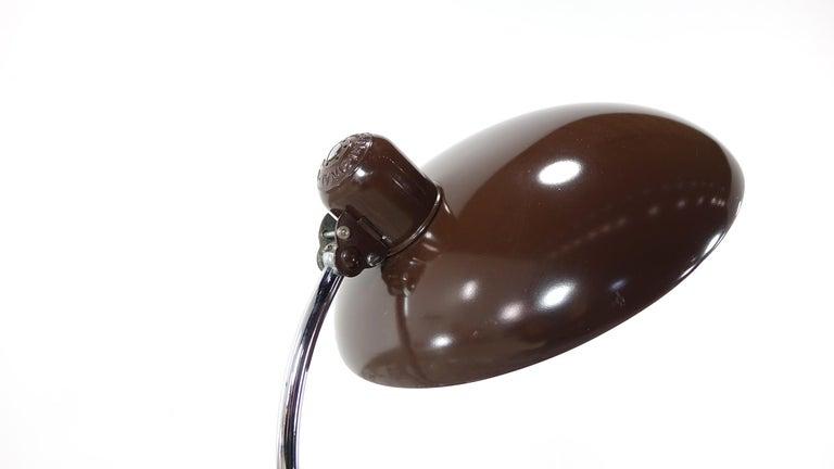 Kaiser Idell by Christian Dell Model 6631 President Desk Lamp Bauhaus 4
