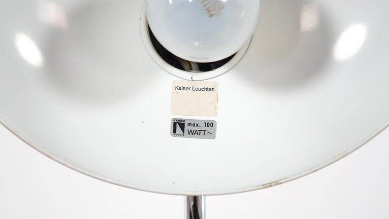 Kaiser Idell by Christian Dell Model 6631 President Desk Lamp Bauhaus 9