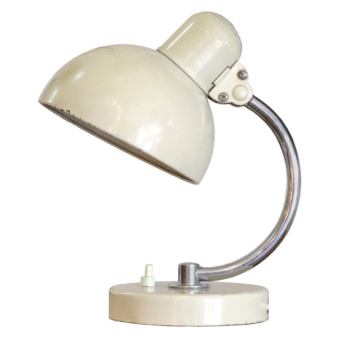Kaiser iDell Model 6722 Table Lamp, 1930s