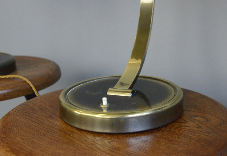 Kaiser Idell Model 6751 Table Lamps, circa 1950s In Good Condition For Sale In Gloucester, GB