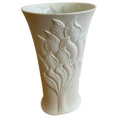 Kaiser West German Porcelain Vase