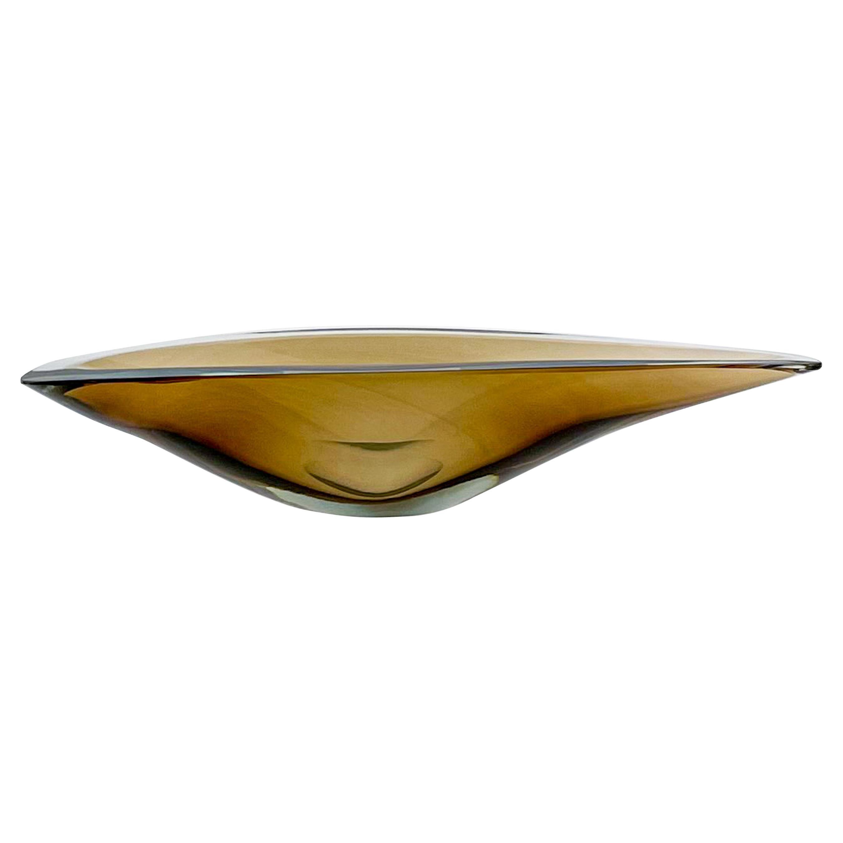Kaj Franck, Glass Art-Object, Model KF 210, Nuutajärvi-Notsjö, Finland, ca. 1960