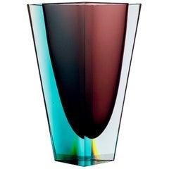 "Kaj Franck, Glass Art-Object ""Prisma"", Model KF 215, Nuutajärvi-Notsjö, 1959"